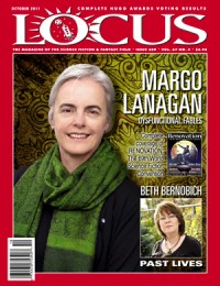 Locus October 2011 (#609) cover - click to view full size