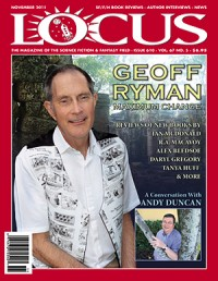 Locus November 2011 (#610) cover - click to view full size