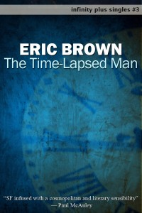 The Time-Lapsed Man cover - click to view full size