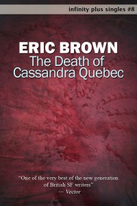 The Death of Cassandra Quebec cover - click to view full size
