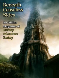 Beneath Ceaseless Skies Issue #89 cover - click to view full size