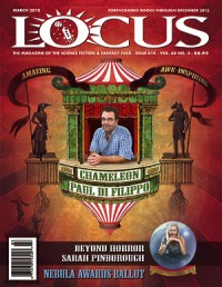 Locus March 2012 (#614) cover - click to view full size