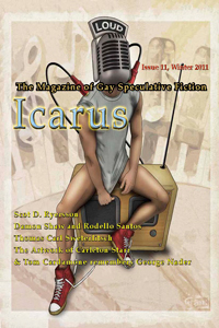 Icarus 11 cover - click to view full size