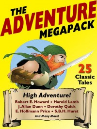 The Adventure Megapack cover - click to view full size