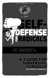 Self-Defense for Radicals cover - click to view full size
