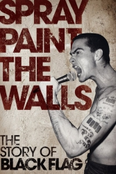 Spray Paint the Walls cover - click to view full size