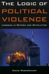 The Logic of Political Violence cover - click to view full size