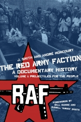 The Red Army Faction, A Documentary History cover - click to view full size