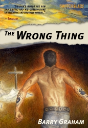 The Wrong Thing cover - click to view full size