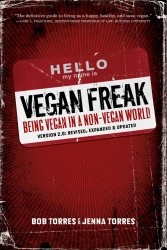 Vegan Freak cover - click to view full size
