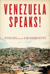Venezuela Speaks! cover - click to view full size