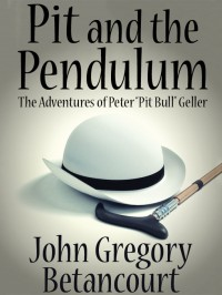 Pit and the Pendulum cover - click to view full size