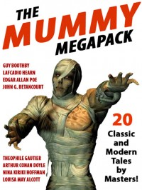 The Mummy Megapack cover - click to view full size