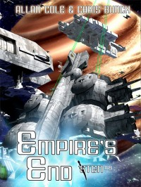 Empire's End (Sten #8) cover - click to view full size