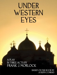 Under Western Eyes cover - click to view full size