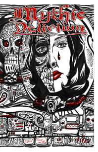 Mythic Delirium 26 cover - click to view full size