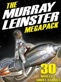 The Murray Leinster Megapack cover - click to view full size