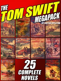 The Tom Swift Megapack cover - click to view full size