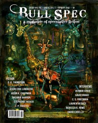 Bull Spec #7 cover - click to view full size