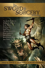 The Sword and Sorcery Anthology cover - click to view full size