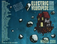 Electric Velocipede issue #15/16 cover - click to view full size