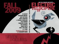 Electric Velocipede issue #19 cover - click to view full size