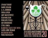 Electric Velocipede issue #20 cover - click to view full size