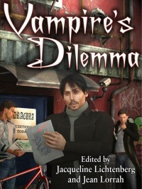 Vampire's Dilemma cover - click to view full size