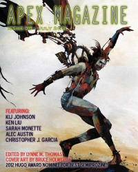 Apex Magazine – Issue 38 cover - click to view full size