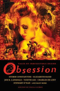 Obsession: Tales of Irresistible Desire cover - click to view full size