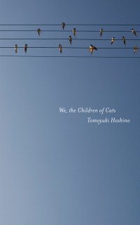 We, the Children of Cats cover - click to view full size
