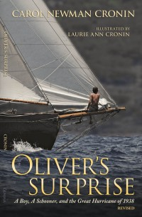 Oliver's Surprise, revised cover - click to view full size