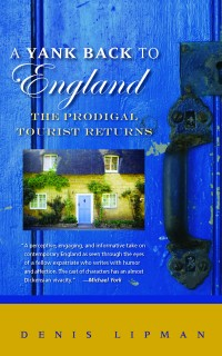 A Yank Back to England cover - click to view full size