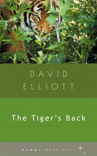 The Tiger's Back cover - click to view full size