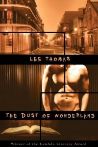 The Dust of Wonderland cover - click to view full size