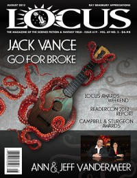 Locus August 2012 (#619) cover - click to view full size