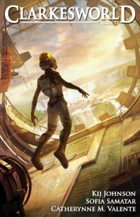 Clarkesworld Magazine – Issue 71 cover - click to view full size
