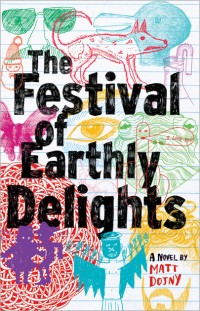 The Festival of Earthly Delights cover - click to view full size