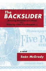 The Backslider cover - click to view full size