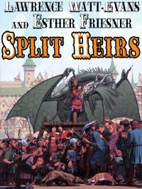 Split Heirs cover - click to view full size