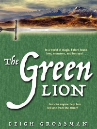 The Green Lion cover - click to view full size