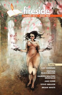 Fireside Magazine — Issue Two cover - click to view full size