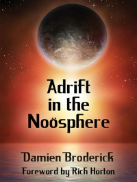 Adrift in the Noösphere cover - click to view full size