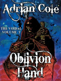 Oblivion Hand cover - click to view full size