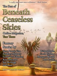 The Best of Beneath Ceaseless Skies Online Magazine, Year Three cover - click to view full size