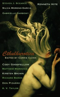 Cthulhurotica cover - click to view full size