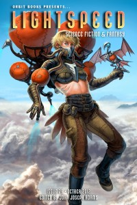 Lightspeed Magazine Issue 29 cover - click to view full size