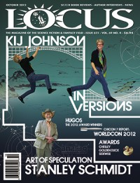 Locus October 2012 (#621) cover - click to view full size