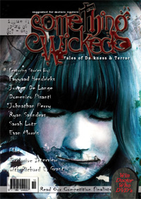 Something Wicked Issue 01 (October 2006) cover - click to view full size