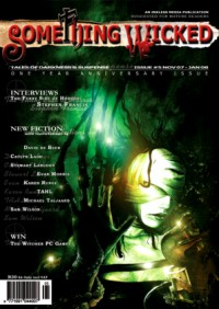 Something Wicked Issue 05 (November 2007) cover - click to view full size